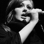 adele, performance, live on stage, singing