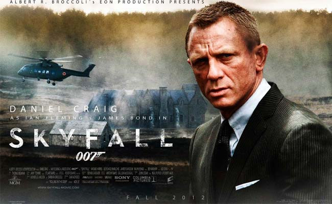 skyfall, adele, james bond, picutres, images, review