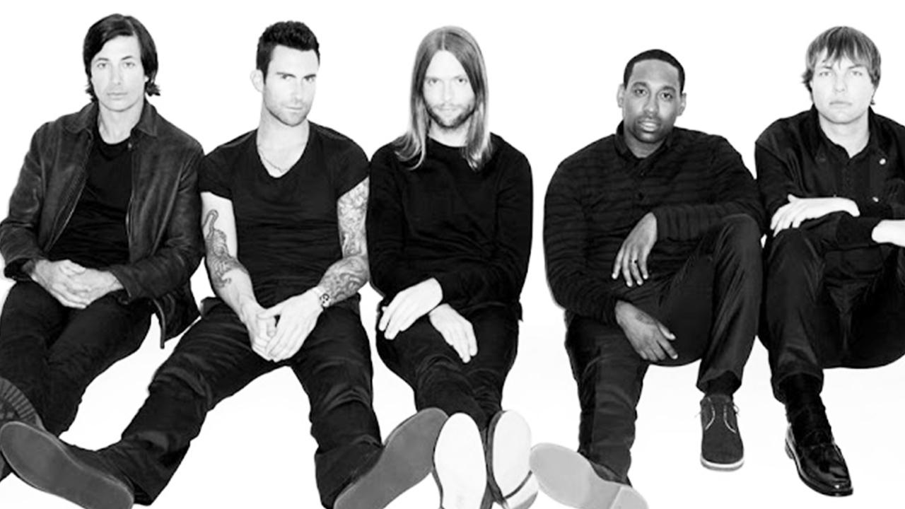 Maroon 5 Maps Sheet Music | Piano Chords, Guitar Tabs